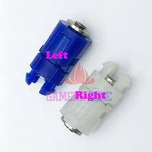1PAIR Rotating Shaft Spindle Hinge Axis Replacement for Gameboy Advance SP GBA SP(China)