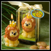 Lion Simba Candle Birthday Party Cake Candle Christmas Decoration Flameless Parties Candle For Home Decoration ElimElim