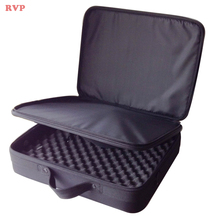 PCP Paintball Accessories Bag Two Layer Case with Foam Shoulder Soft Bag for Sports
