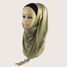 2016  NEW SHIMMER GLITTER JERSEY HIJAB SHAWL WRAP SCARVES EID WEDDING BRIDAL, 26 colors for your choice,Free Shipping,PH017