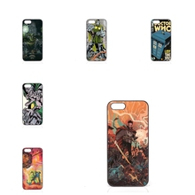 For Nokia Lumia 540 550 640 830 950 X2 XL For Meizu MX4 Pro m1 m2 m3s note new retro doctor who comic book Fashion Case Cover