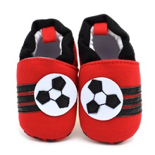 Baseball Shoes Cotton Baby Toddler Shoes Baby Shoes Newborn Babies 0-1 Years Old Spring And Autumn Period WMC2106