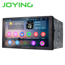 Latest HD 1024*600 7'' Quad Core Android 6.0 HD Full Touch Screen Double 2 Din Car Radio video Head Unit Car Multimedia Player