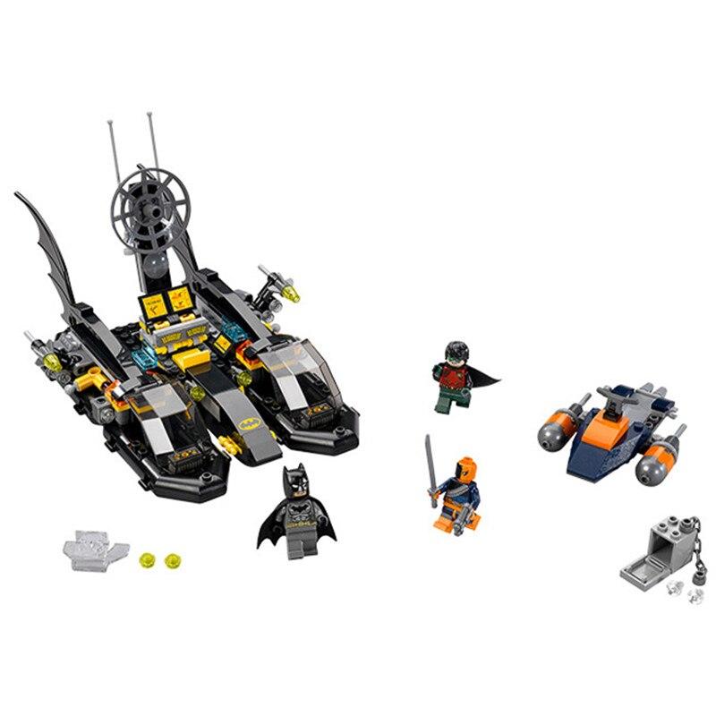 Decool 7113 Avengers Super Hero Batman Fighter Building Blocks Deep Sea Assault minis Kids Bricks Toy Compatible Leping<br><br>Aliexpress