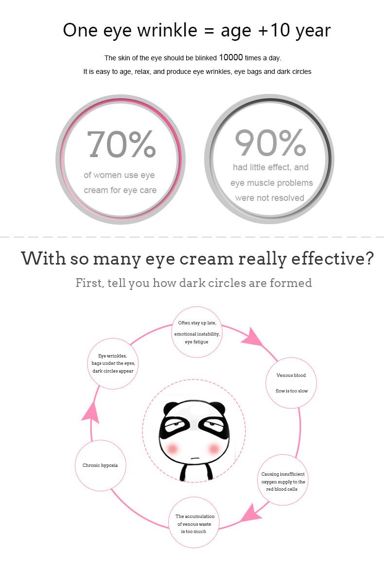 Wholesale Eye Message Stick Eyes Wrinkle Removing Pen Beauty Eye Massager Instrument Electric Vibrator Health Beauty for Women 11