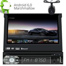 Eincar Android 2GB RAM Car gps Stereo 1 Din GPS Sat Nav with CD DVD Player and WIFI Support 3G 4G SWC/SD/Subwoofer Free Camera