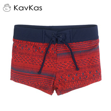 2017 Fashion Newest Boy Beach Swimwear Stripe Sport Swimming Trunks Beach Children Clothing Shorts Summer