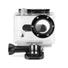 GoPro Opening Housing Case go pro accessories Skeleton Protective Side Open Housing Case For Gopro Hero 2 1 Action Camera Box