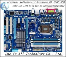 Free shipping original motherboard for Gigabyte GA-Z68P-DS3 DDR3 LGA 1155   Z68P-DS3   Desktop Boards