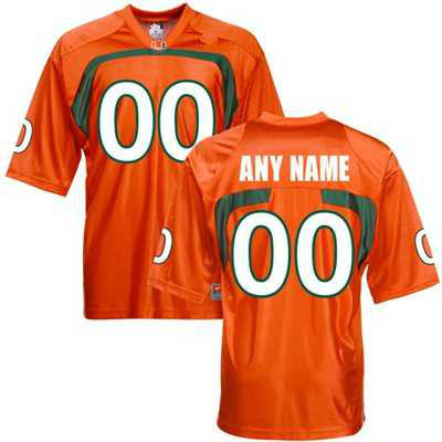 {focus_keyword} Female College Students How To Accessorize Your College Apparel Cheap Customized stitched Personalized Miami Hurricanes Jerseys White Green Orange College Football Jerseys For Men Women