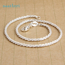 Sexy Silver Women Hemp Ankle Chain Anklet Bracelet Foot Jewelry Sandal Beach Wholesale Good Quality Girl Birthday Gift(China)