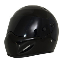 DOT Approved Motorcycle Helmet Safety Flip Up Motocross Quad Helmet Black Fiberglass Shell Street Bike Racing Motorbike Helmets(China)