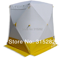 Information Engineering tent outside  Convenient construction tent Tents One Piece Pop up Tent