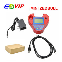 2017 Latest version Super Mini ZedBull Smart ZedBull Key Transponder Programmer mini zed bull key programmer(China)
