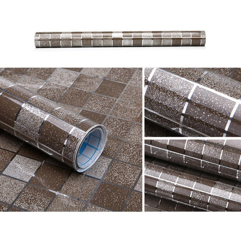 HTB1ebTEPXXXXXczapXXq6xXFXXXA - Waterproof Mosaic Aluminum Foil Self-adhesive Anti Oil Kitchen Wallpaper