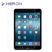 0.3mm Super Thin Tempered Glass for iPad mini anti-Crsh High Definition Screen Protecter with Clean tools