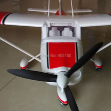 New Cessna 182 EPO RC Plane Kit with Flaps and LED Light