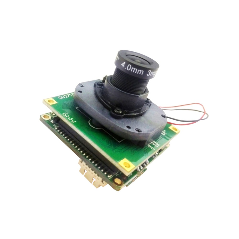ONVIF P2P network 12V 2.0MP 1080p DC Hass 3516c megapixel IP camera module board<br>
