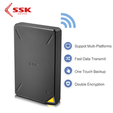 SSK Cloud SSM-F200 1TB Wireless WIFI Smart Memory Hd HDD External Hard Drives High-Capacity HD Externo SATA for IOS for Mac(China)