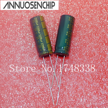 105 degrees Electrolytic capacitor 25V 2200UF LCD Sound power high-frequency capacitance 10 * 30
