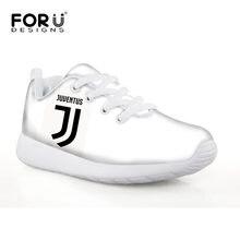 7 FORUDESIGNS as Sapatas Das Crianças Cristiano Ronaldo Futebol Sapatos  Calçados Infantis Menina Meninos Tênis para a9c64e7a07575