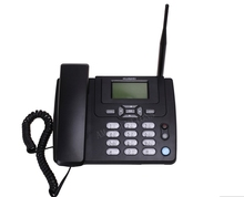 GSM cordless phone desk telephone landline with FM radio 900/1800MHz fixed wireless telephone home fixed phones with sim cards