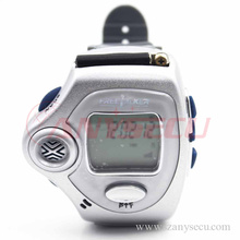 2pcs/pair Brand New wrist watch walkie talkie two way radio talkie walkie Free Talker RD-820