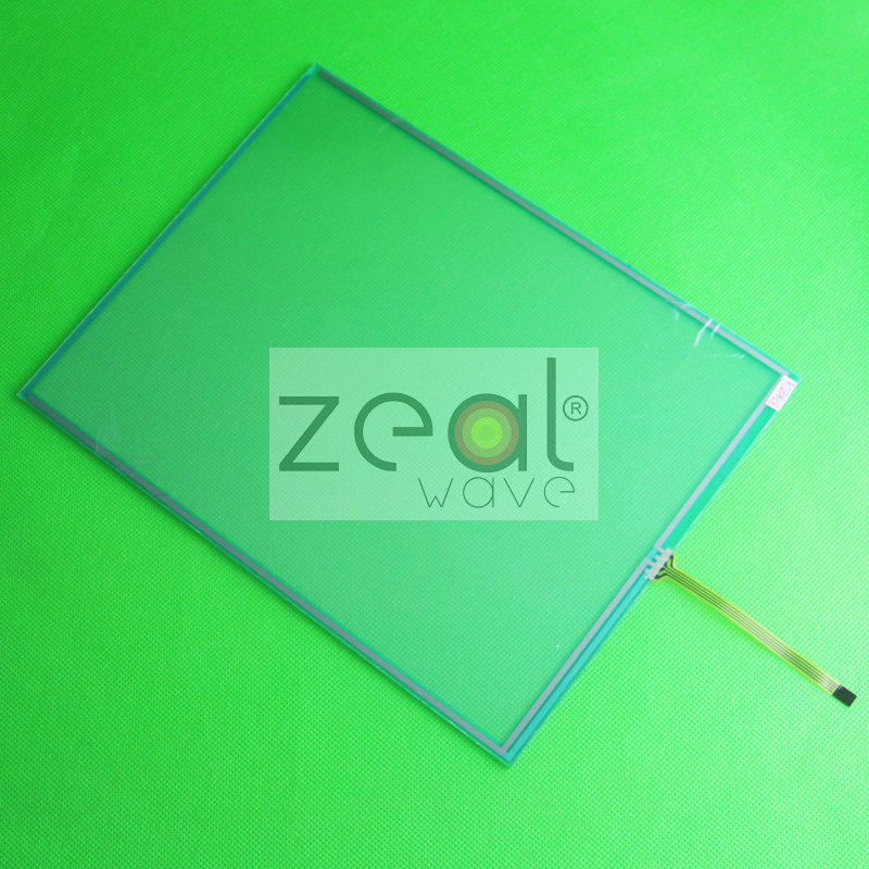 "2pcs/Lot N010-0554-X225/01 FUJITSU 10.4"" Touch Screen Glass Panel Replacement Parts"