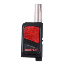 Cooking Fire Air Blower Fan BBQ Barbecue Hand Crank Outdoor Camping Picnic new arrival
