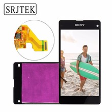 For Sony Xperia Z1 Mini Compact D5503 Touch Digitizer LCD Screen Display Assembly Replacement +Tools+Adhesive(China)