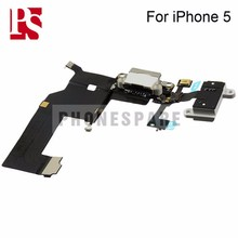 New Charger Charging Dock Port Connector Flex Cable Replacement for iPhone 5 5G