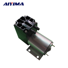 Updates DC12V Mini Vacuum Pump Small Negative Pressure Suction Suctio Pump Diaphragm Pump 12L/min 65kpa(China)