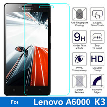 Buy Lenovo Lemon A6000 6010 Tempered Glass Screen Protector 0.26MM 9H 2.5D Safety Protective Film A6010 A6000-l 6000 Plus for $1.07 in AliExpress store