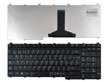 SP/Spanish Laptop Keyboard for TOSHIBA P300 L350 L355 L500 Series BLACK Cuaderno de teclado Repair Computer Notebook Keyboards(China)