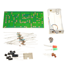 1set Clap Switch Suite Electronic Production DIY Kits Red Green LED Display Circuit Electronics Assembly Module Board