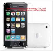 4 x Matte Anti-glare Anti glare Screen Protector Film Guard Cover For Apple iPhone 3GS iPhone 3G(China)
