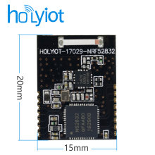 Nordic nRF52832 BLE 4.0 4.2 5.0 Модуль Bluetooth Low Energy PA cer(Christmas Island)
