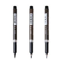 3PCS/Set Chinese Japanese Calligraphy Pen Multi Function Art Markers Pen Office School Writing(China)