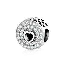 Anniversary Celebration Fit Original Pandora Charms Bracelet 925 Sterling Silver Jewelry Charm Beads 2016 Winter Berloque