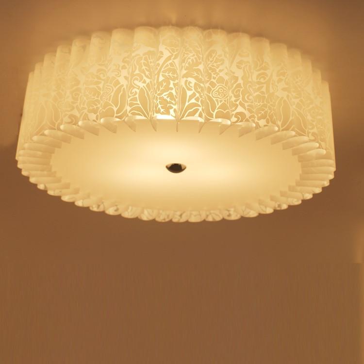 Print acrylic ceiling light modern fashion brief ceiling light<br><br>Aliexpress