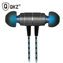 QKZ-X41M Special Edition in-Ear Professional In-ear Headphone Clear Bass Metal Earphone go pro fone de ouvido(China)