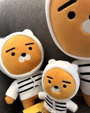 1pc 18cm 28cm 34cm Korean kakao friend magic black hat lion plush doll lovely novelty kids romantic stuffed toy