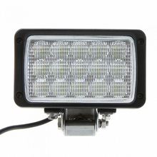 45W Heavy-duty Off Road LED Work Light floodlight, LED Driving Light for ATV UTV 4x4 Truck Tractor deck Lighting Airboat