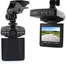 "New 1280P 2.5"" HD Car LED DVR Road Dash Video Camera Recorder Camcorder Cam LCD 270 Degree V98 P16"