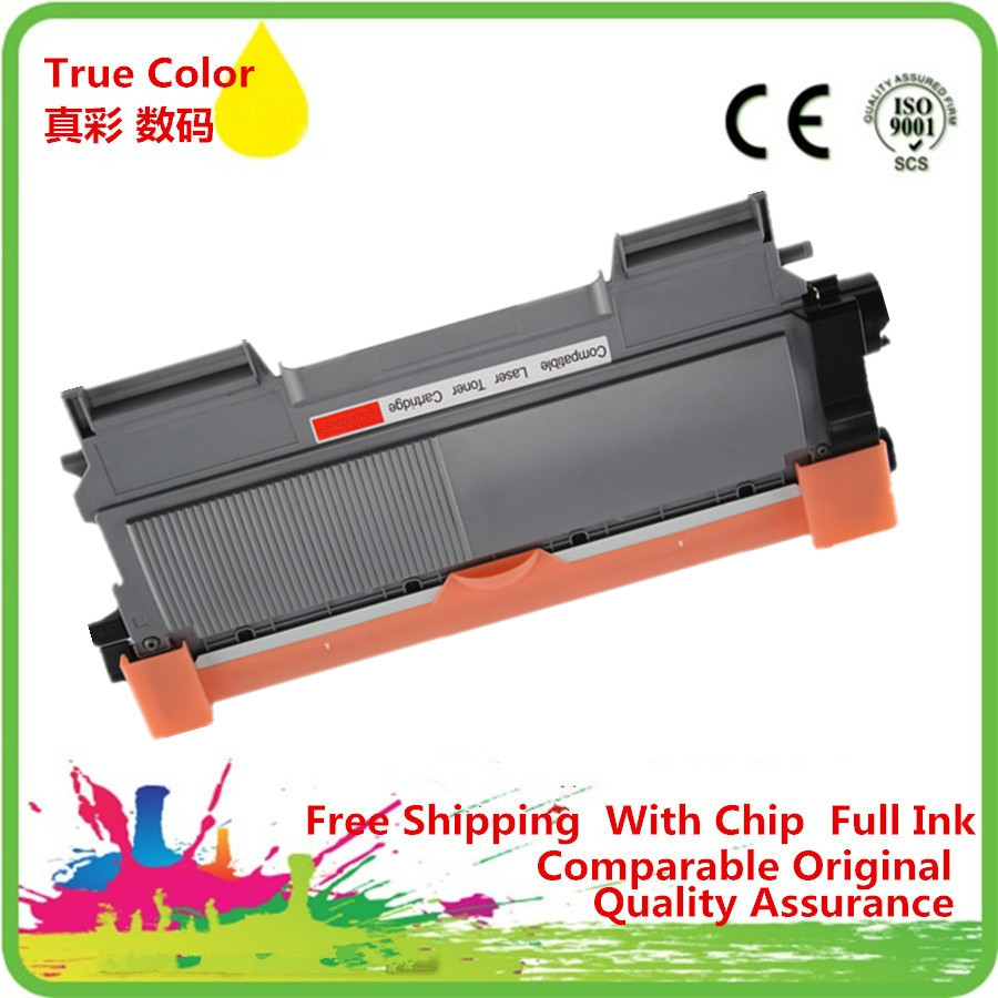 Toner Cartridge Replacement For Brother TN660 TN2320 TN2325 TN2345 TN2350 TN2375 TN2380 TN28J MFC-L2720DWR MFC-L2700 MFC-L2720