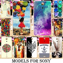 cute girl butterfly girl Silicone TPU Plastic Cases For Sony Xperia ZR M36h E4 E2115 E4G E2043 C S39h C2305 SP M35 M35h Cover ba