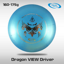 Free Shipping PDGA Approval Yikun Disc Golf Beginner Driver Dragon Line View New outdoor fun and sport(China)