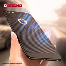 Buy OGRCNB Back heat dissipation Hard PC cover Case iPhone 8 7 6 6s Plus Phone Case iPhone X 7 6 6S Plus Hard Back Cases for $1.37 in AliExpress store