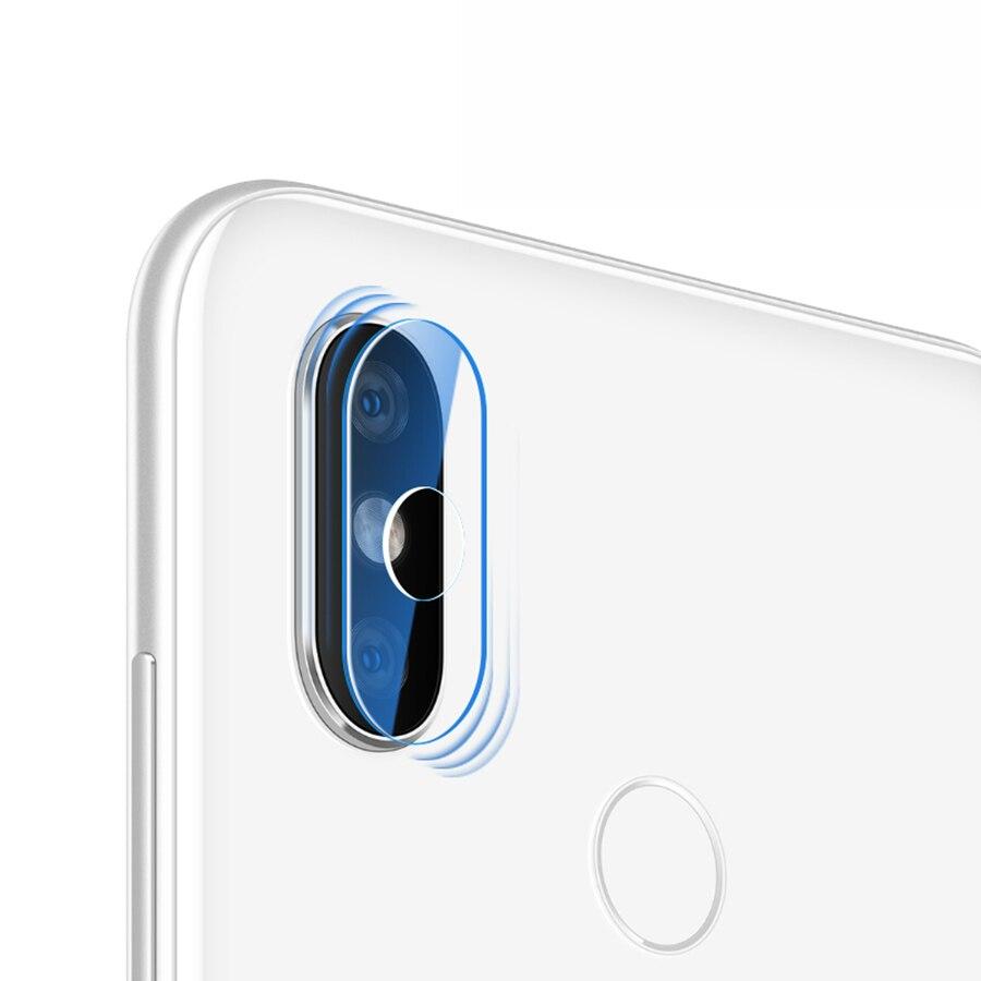 IMMIDO-Torna-Camera-Lens-Protector-Vetro-Temperato-Per-Xiaomi-Mi-8-SE-A2-A1-Mix-2