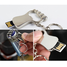 Metal Opener Pendrive Flash Drive 512GB Cle Usb Key Memory Stick Flash Card 2.0 Disk Pendriver 32GB 64GB 128GB Creativo Gift